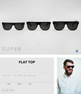gafas-super-flat-top-black-036b