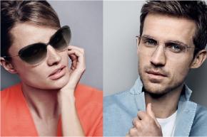 Gafas de diseño lindberg