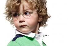 Gafas al aire para niños
