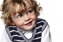 Gafas resistentes para niños
