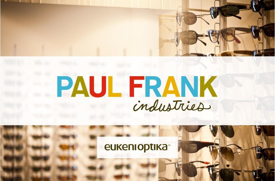 PAUL FRANK, COLOR Y CARÁCTER ÚNICO.