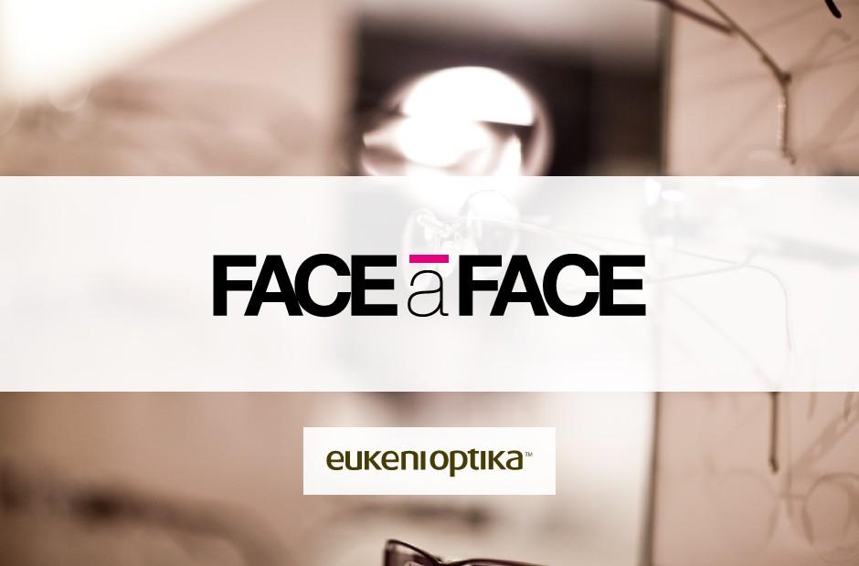 Gafas Face à Face. Sensualidad con toques de glamour