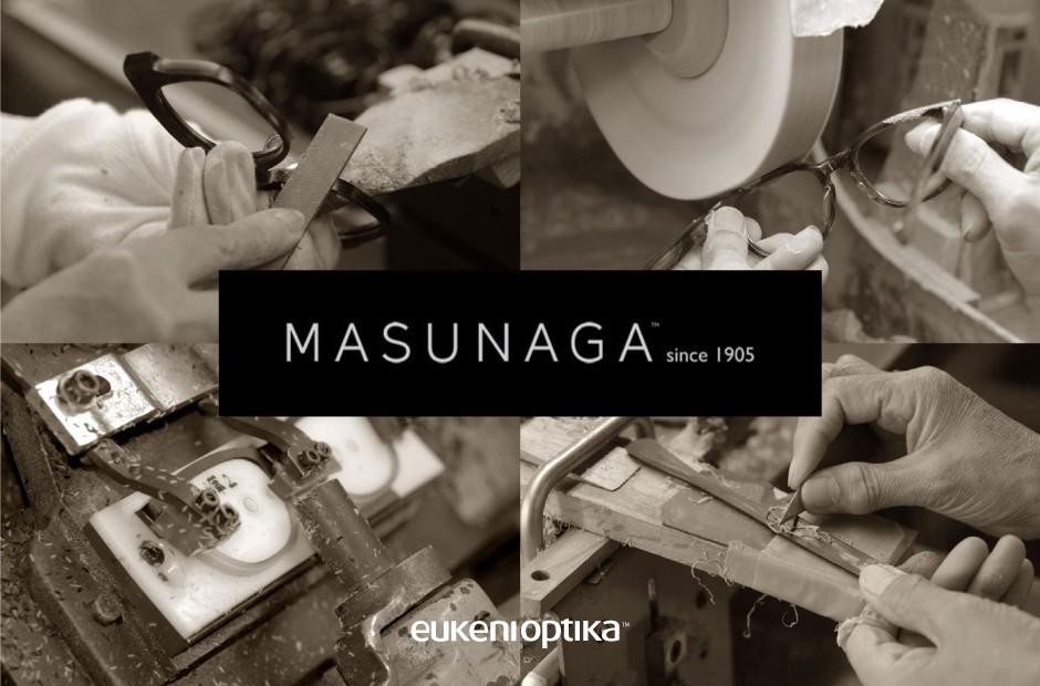 Gafas Masunaga. Artesanía Japonesa al servicio de la óptica