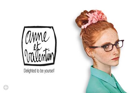 Gafas Anne et Valentin