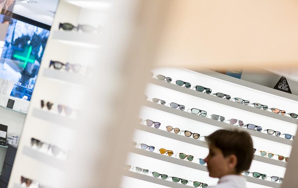 Gafas de sol con lentes polarizadas